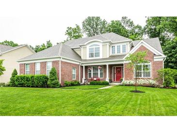 Photo one of 13853 Vincent Dr McCordsville IN 46055 | MLS 21789317