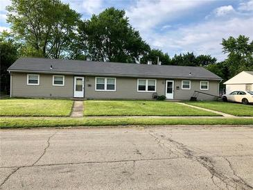 Photo one of 7310 Parkside Dr Indianapolis IN 46226 | MLS 21789327