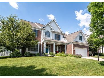 Photo one of 12626 Sequoia Stone Ct Fishers IN 46037 | MLS 21789336