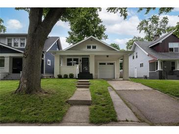 Photo one of 4141 Byram Ave Indianapolis IN 46208   MLS 21789350