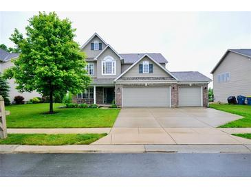 Photo one of 6029 Saw Mill Dr Noblesville IN 46062   MLS 21789356