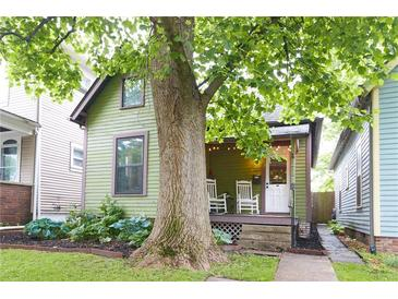 Photo one of 1229 N Beville Ave Indianapolis IN 46201 | MLS 21789394