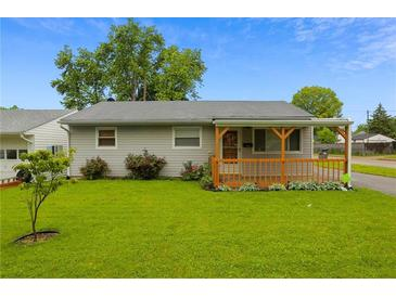 Photo one of 2540 Saint Paul St Indianapolis IN 46203   MLS 21789402