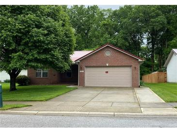 Photo one of 885 Lincoln Heights Dr Martinsville IN 46151   MLS 21789454