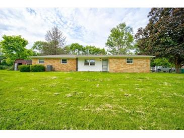 Photo one of 3116 Elizabeth St Indianapolis IN 46234 | MLS 21789458