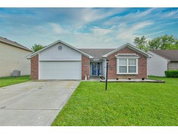 Photo one of 7909 E Cross Willow E Blvd Indianapolis IN 46239 | MLS 21789460