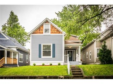 Photo one of 1113 Larch St Indianapolis IN 46201   MLS 21789567