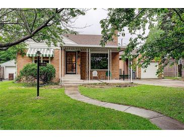 Photo one of 1515 N Leland Ave Indianapolis IN 46219   MLS 21789587
