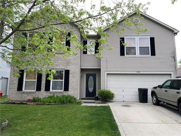 Photo one of 2210 Shadowbrook Dr Plainfield IN 46168   MLS 21789593