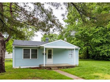 Photo one of 4730 E 18Th St Indianapolis IN 46218 | MLS 21789603
