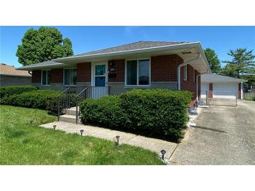 Photo one of 610 Ash St Beech Grove IN 46107   MLS 21789612