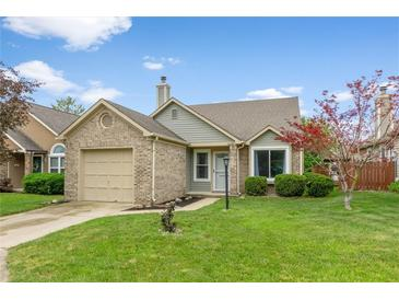 Photo one of 6628 Sunloch Ct Indianapolis IN 46250 | MLS 21789651