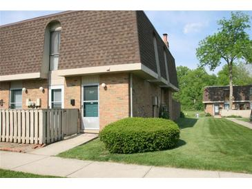 Photo one of 7477 Country Brook Dr Indianapolis IN 46260 | MLS 21789655