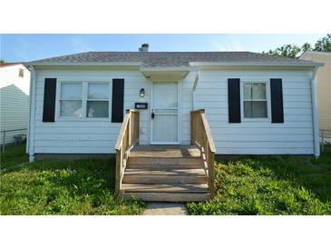 Photo one of 1644 Iowa St Indianapolis IN 46203   MLS 21789670