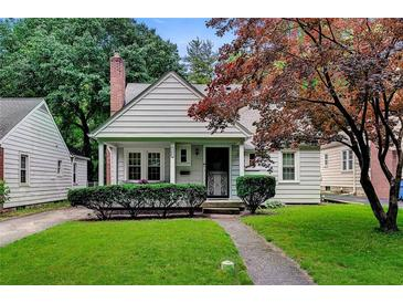 Photo one of 5946 Haverford Ave Indianapolis IN 46220 | MLS 21789715