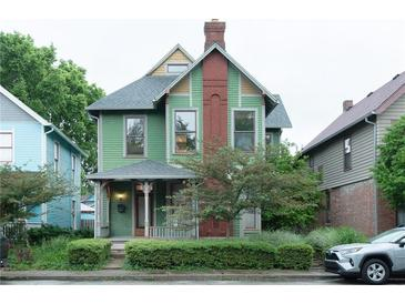 Photo one of 1713 N Delaware St Indianapolis IN 46202 | MLS 21789726