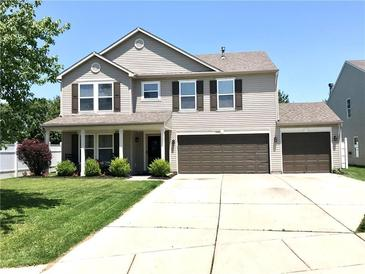 Photo one of 1316 Lavender Dr Greenfield IN 46140 | MLS 21789740