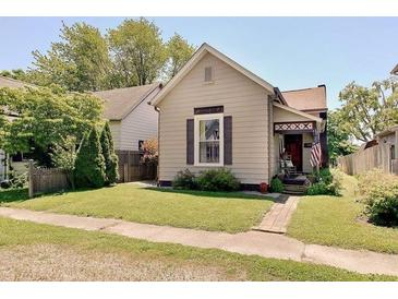Photo one of 555 E Adams St Franklin IN 46131 | MLS 21789742