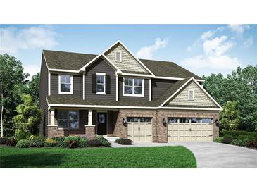 Photo one of 4100 Viewforth Ln Bargersville IN 46106   MLS 21789802