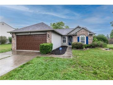 Photo one of 10894 Affirmed Dr Indianapolis IN 46234   MLS 21789803