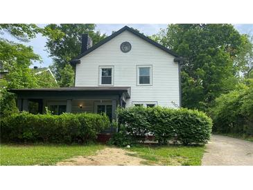 Photo one of 4503 E 38Th St Indianapolis IN 46218   MLS 21789809