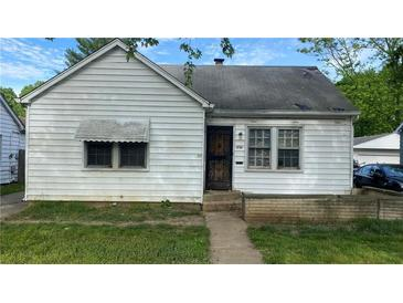 Photo one of 1731 N Berwick Ave Indianapolis IN 46222 | MLS 21789827