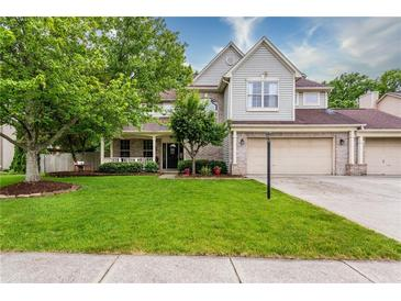 Photo one of 8218 Briarhill Ln Indianapolis IN 46236   MLS 21789829