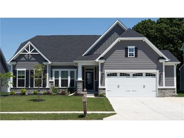 Photo one of 7248 Martock Dr Plainfield IN 46168 | MLS 21789853
