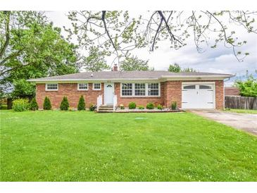 Photo one of 8038 Meadow Ln Indianapolis IN 46227 | MLS 21789862