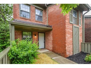 Photo one of 5234 Whisperwood Ln # 251 Indianapolis IN 46226   MLS 21789892