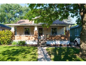 Photo one of 1513 N Bosart Ave Indianapolis IN 46201   MLS 21789909