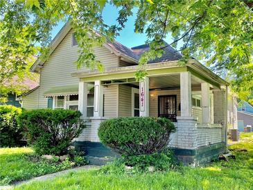 Photo one of 1641 Carrollton Ave Indianapolis IN 46202 | MLS 21789926