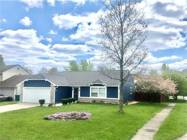 Photo one of 9133 Lansburgh Ct Indianapolis IN 46234   MLS 21789960