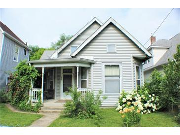 Photo one of 26 N Gray St Indianapolis IN 46201 | MLS 21789969