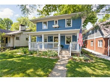 Photo one of 5324 N Park N Ave Indianapolis IN 46205   MLS 21789975