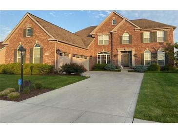 Photo one of 2800 E High Grove Cir Zionsville IN 46077 | MLS 21790039
