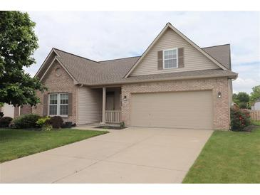Photo one of 7927 Whitaker Valley Blvd Indianapolis IN 46237   MLS 21790061