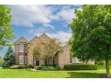 Photo one of 4768 Pebblepointe Pass Zionsville IN 46077 | MLS 21790073