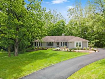 Photo one of 7321 Scarborough Blvd. East Dr Indianapolis IN 46256 | MLS 21790093