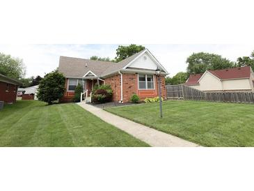Photo one of 122 S Indiana St Bargersville IN 46106   MLS 21790112