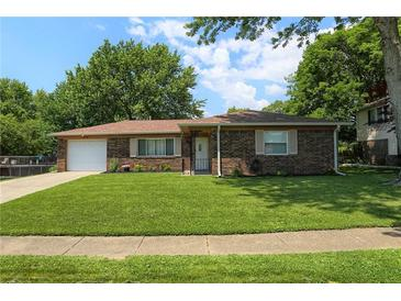 Photo one of 3534 Daylight Ct Indianapolis IN 46227 | MLS 21790118