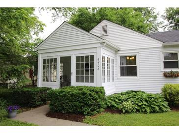 Photo one of 6408 Evanston Ave Indianapolis IN 46220 | MLS 21790151
