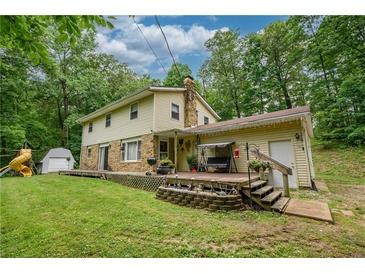 Photo one of 7340 W Division Rd Bargersville IN 46106 | MLS 21790174