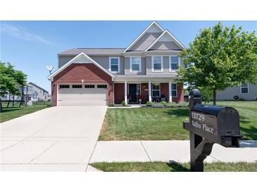 Photo one of 12729 Balbo Pl Fishers IN 46037   MLS 21790175