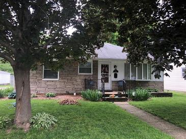 Photo one of 4726 N Longworth Ave Indianapolis IN 46226 | MLS 21790181
