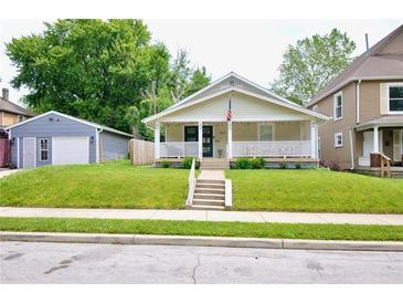 Photo one of 1521 N Tuxedo St Indianapolis IN 46201 | MLS 21790247