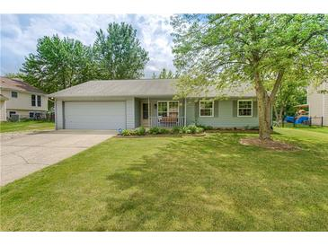 Photo one of 8344 Prairie Dr Indianapolis IN 46256 | MLS 21790303