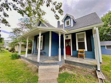 Photo one of 610 S Mulberry St Martinsville IN 46151 | MLS 21790309