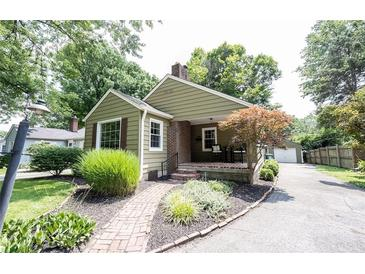 Photo one of 2601 Ryan Dr Indianapolis IN 46220 | MLS 21790347