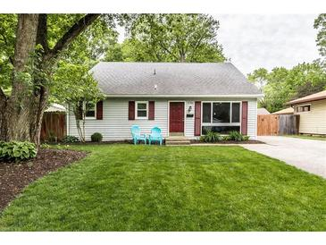 Photo one of 5746 Ralston Ave Indianapolis IN 46220   MLS 21790353